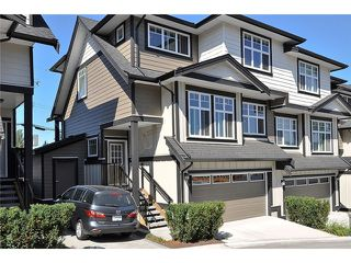 Photo 1: # 4 6350 142ND ST in Surrey: Sullivan Station Townhouse for sale : MLS®# F1420967