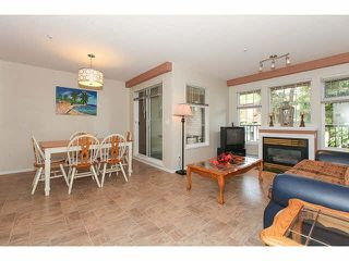 Photo 4: 219 5518 14TH AVENUE in Tsawwassen: Cliff Drive Condo for sale : MLS®# V1138110