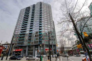 Main Photo: 1810 788 HAMILTON STREET in Vancouver: Downtown VW Condo for sale (Vancouver West)  : MLS®# R2055194