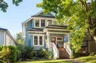 Photo 1: 2645 W 11TH AVENUE in Vancouver: Kitsilano House for sale (Vancouver West)  : MLS®# R2089393