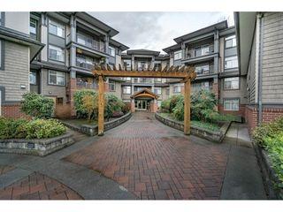 Photo 1: 401 12020 207A STREET in Maple Ridge: Northwest Maple Ridge Condo for sale : MLS®# R2241847