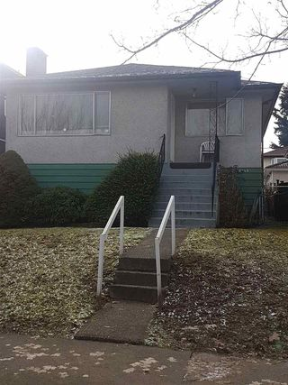 Main Photo: 3340 E 24TH AVENUE in Vancouver: Renfrew Heights House for sale (Vancouver East)  : MLS®# R2339262