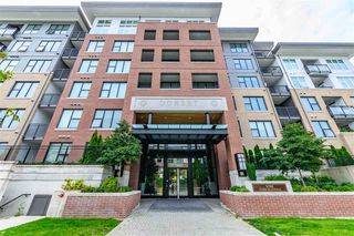"Photo 1: 326 9388 TOMICKI Avenue in Richmond: West Cambie Condo for sale in ""ALEXANDRA COURT"" : MLS®# R2394819"