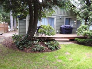 Photo 5: 128 1080 RESORT DRIVE in PARKSVILLE: PQ Parksville Row/Townhouse for sale (Parksville/Qualicum)  : MLS®# 836788
