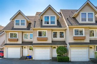 """Photo 1: #12 19948 WILLOUGHBY Way in Langley: Willoughby Heights Townhouse for sale in """"CRANBROOK COURT"""" : MLS®# R2488647"""
