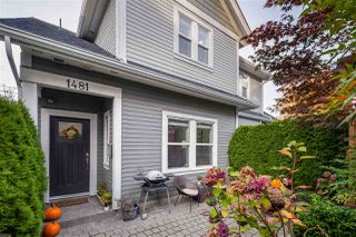 Main Photo: 1481 E 20TH Avenue in Vancouver: Knight Townhouse for sale (Vancouver East)  : MLS®# R2511265