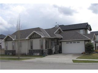 Photo 1: 48 CIMARRON Trail: Okotoks Residential Detached Single Family for sale : MLS®# C3520201