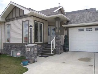Photo 2: 48 CIMARRON Trail: Okotoks Residential Detached Single Family for sale : MLS®# C3520201