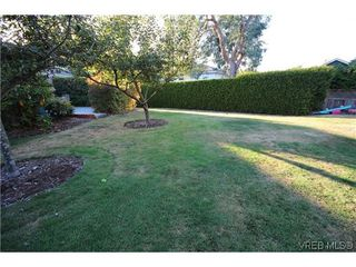 Photo 18: 4814 Sunnygrove Place in VICTORIA: SE Sunnymead Single Family Detached for sale (Saanich East)  : MLS®# 315538