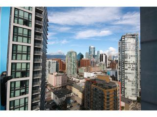 Photo 6: # 1202 1238 SEYMOUR ST in Vancouver: Downtown VW Condo for sale (Vancouver West)  : MLS®# V991062