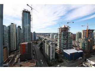 Photo 1: # 1202 1238 SEYMOUR ST in Vancouver: Downtown VW Condo for sale (Vancouver West)  : MLS®# V991062