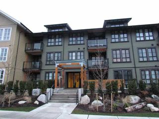 "Photo 1: # A206 23285 BILLY BROWN RD in Langley: Fort Langley Condo for sale in ""The Village at Bedford Landing"" : MLS®# F1304363"