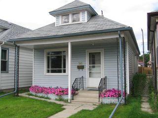 Main Photo: 365 Union Avenue West in WINNIPEG: East Kildonan Residential for sale (North East Winnipeg)  : MLS®# 1303775