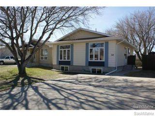 Photo 1: 54 TWEEDSMUIR BAY in Regina: Sherwood Estates Single Family Dwelling for sale (Regina Area 01)  : MLS®# 474224