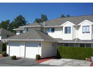 """Photo 1: # 68 21928 48 AV in Langley: Murrayville Townhouse for sale in """"Murrayville Glen"""" : MLS®# F1321329"""