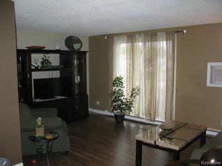 Photo 3: 35 Wynford Drive in WINNIPEG: Transcona Apartment for sale (North East Winnipeg)  : MLS®# 1412798