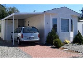 Main Photo: 3 7109 West Coast Road in SOOKE: Sk John Muir Manu Single-Wide for sale (Sooke)  : MLS®# 204510