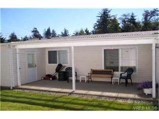 Photo 2:  in SOOKE: Sk John Muir Manufactured Home for sale (Sooke)  : MLS®# 374439