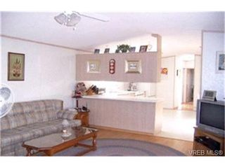 Photo 3:  in SOOKE: Sk John Muir Manufactured Home for sale (Sooke)  : MLS®# 374439