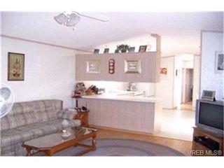 Photo 3: 3 7109 West Coast Road in SOOKE: Sk John Muir Manu Single-Wide for sale (Sooke)  : MLS®# 204510