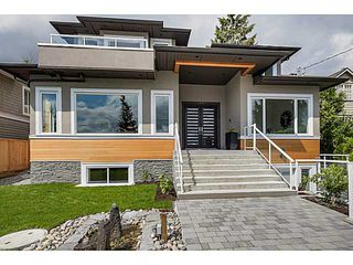 Photo 1: 1337 Haywood Avenue in West Vancouver: Ambleside House for sale : MLS®# v1065887