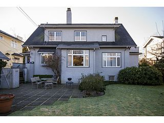 Photo 19: 1625 W 28TH AV in Vancouver: Shaughnessy House for sale (Vancouver West)  : MLS®# V1097713