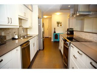 Photo 1: # 210 1720 W 12TH AV in Vancouver: Fairview VW Condo for sale (Vancouver West)  : MLS®# V1101253