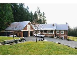 Photo 1: 32865 RICHARDS ST in Mission: Mission BC House for sale : MLS®# F1428224