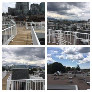 Photo 6: 2247 HEATHER STREET in Vancouver: Fairview VW Condo for sale (Vancouver West)  : MLS®# R2077663
