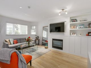 Photo 4: 2247 HEATHER STREET in Vancouver: Fairview VW Condo for sale (Vancouver West)  : MLS®# R2077663