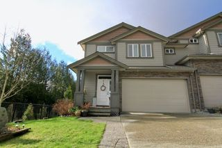 Main Photo: 13277 236 Street in Maple Ridge: Silver Valley Townhouse for sale : MLS®# R2434702