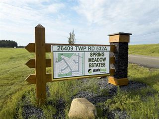 Photo 2: 58 26409 TWP 532A: Rural Parkland County Rural Land/Vacant Lot for sale : MLS®# E4191782