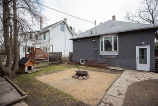 Photo 34: 242 Guildford Street in Winnipeg: Deer Lodge Residential for sale (5E)  : MLS®# 202009000