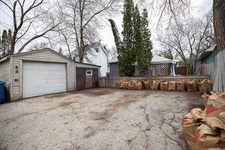 Photo 37: 242 Guildford Street in Winnipeg: Deer Lodge Residential for sale (5E)  : MLS®# 202009000