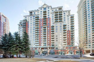 Main Photo: 1211 1111 6 Avenue SW in Calgary: Downtown West End Apartment for sale : MLS®# A1017214