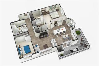 Photo 3: 115 70 Philip Lee Drive in Winnipeg: Crocus Meadows Condominium for sale (3K)  : MLS®# 202018668