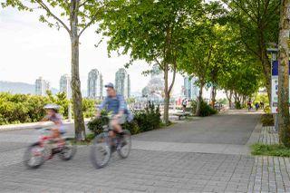 Photo 13: 803 168 W 1ST Avenue in Vancouver: False Creek Condo for sale (Vancouver West)  : MLS®# R2496013