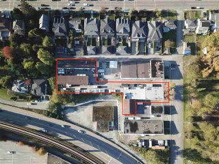 Photo 1: 518 520 SHARPE Street in New Westminster: Uptown NW Industrial for sale : MLS®# C8034610