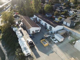 Photo 2: 518 520 SHARPE Street in New Westminster: Uptown NW Industrial for sale : MLS®# C8034610