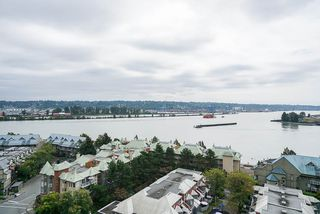 "Photo 3: 1501 1065 QUAYSIDE Drive in New Westminster: Quay Condo for sale in ""Quayside Tower 2"" : MLS®# R2518489"