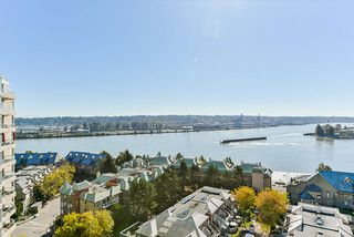 "Photo 2: 1501 1065 QUAYSIDE Drive in New Westminster: Quay Condo for sale in ""Quayside Tower 2"" : MLS®# R2518489"