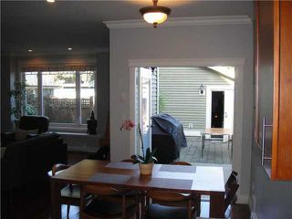 Photo 9: 1031 E 13TH Avenue in Vancouver: Mount Pleasant VE 1/2 Duplex for sale (Vancouver East)  : MLS®# V930003