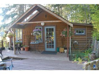 Photo 1: 367 Cusheon Lake Rd in SALT SPRING ISLAND: GI Salt Spring Single Family Detached for sale (Gulf Islands)  : MLS®# 626152