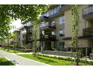 Photo 1: 206 330 Waterfront Cres in VICTORIA: Vi Rock Bay Condo Apartment for sale (Victoria)  : MLS®# 628331