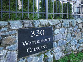 Photo 19: 206 330 Waterfront Cres in VICTORIA: Vi Rock Bay Condo Apartment for sale (Victoria)  : MLS®# 628331