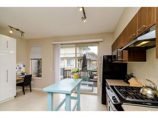 "Photo 4: 94 100 KLAHANIE Drive in Port Moody: Port Moody Centre Townhouse for sale in ""INDIGO AT KLAHANIE"" : MLS®# V998964"