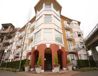 """Photo 9: # 104 1562 W 5TH AV in Vancouver: False Creek Condo for sale in """"GRYPHON COURT"""" (Vancouver West)  : MLS®# V704834"""