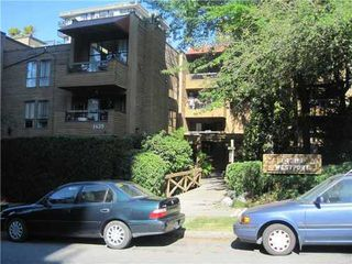 Photo 1: 310 1435 NELSON Street in Vancouver West: West End VW Home for sale ()  : MLS®# V969317