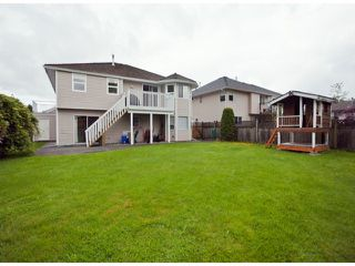 "Photo 20: 18865 61A Avenue in Surrey: Cloverdale BC House for sale in ""Falcon Ridge"" (Cloverdale)  : MLS®# F1312984"