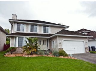 "Photo 1: 18865 61A Avenue in Surrey: Cloverdale BC House for sale in ""Falcon Ridge"" (Cloverdale)  : MLS®# F1312984"